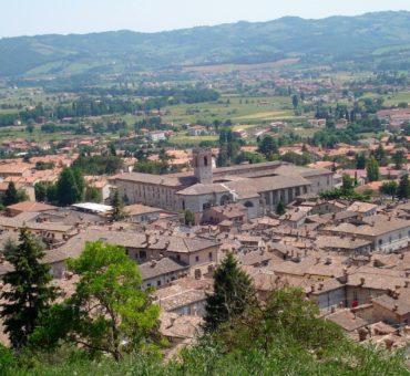 Szaleńcze Gubbio