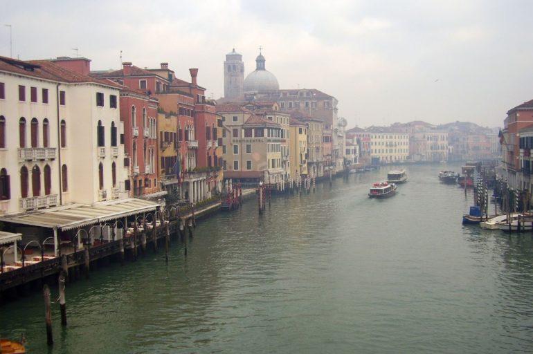 Różne odsłony Wenecji
