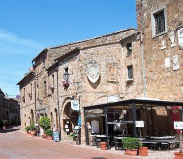 Sovana – perełka architektury w stylu średniowiecznym