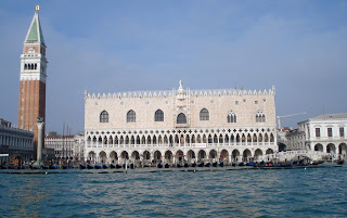 Wenecka dzielnica św. Marka nieco inaczej