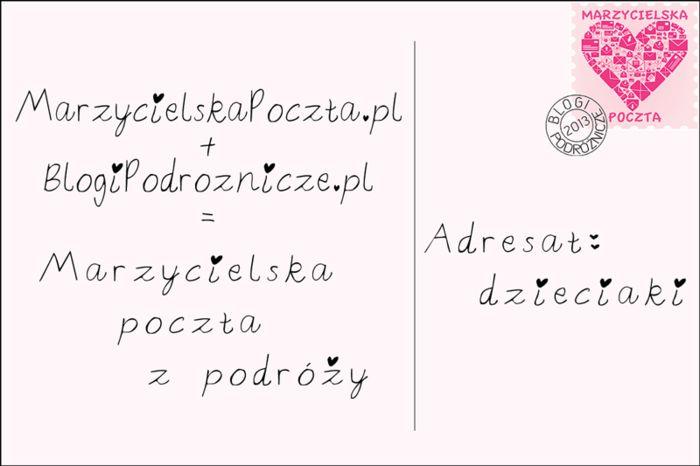 Marzycielska poczta: pocztówka z Perugi