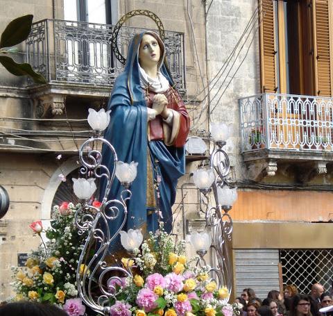 Wielkanocne tradycje w południowej Apulii