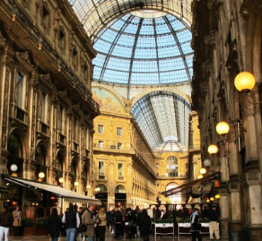 Milano alla moda, czyli modny Mediolan