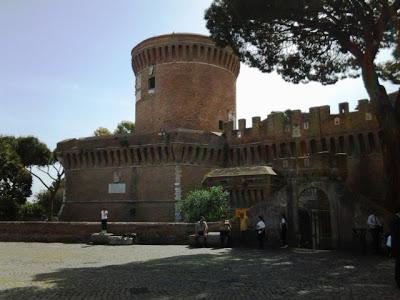 Ostia Antica: zaskakująca dzielnica Rzymu