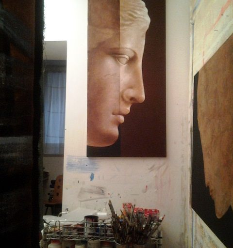 Sztuka klasyczna starożytnego Rzymu … pędzlem M. Lipińskiej