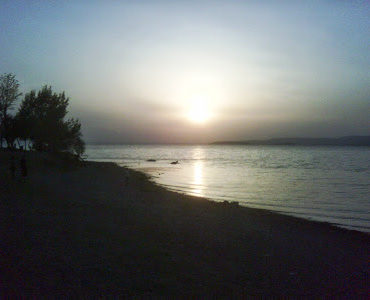 Jezioro Trazymeńskie - na włóczegę bez celu
