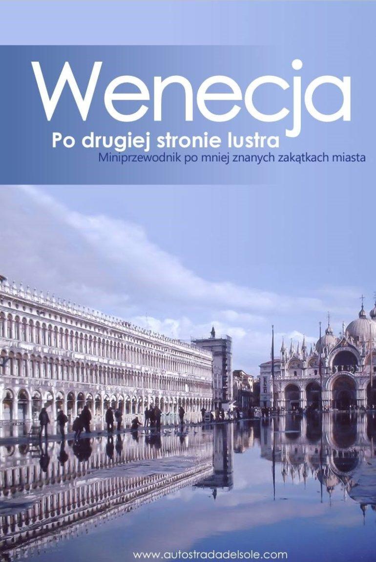 Okładka Wenecja. K_Kowalska