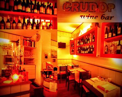 Podróże kulinarne: przystanek CRU.DOP w Rzymie