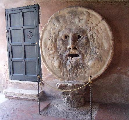 Rzymskie Usta prawdy…w anegdocie