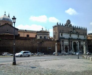 Rzymskie historie: Piazza del Popolo