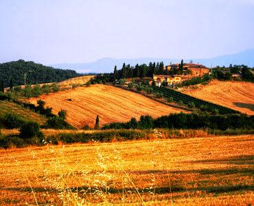 Pożegnanie lata: tour po prowincji Sieny