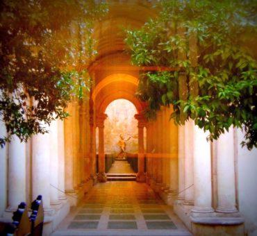 Jednym ujÄ™ciem: Palazzo Spada w Rzymie
