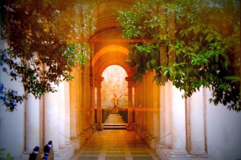 Jednym ujęciem: Palazzo Spada w Rzymie