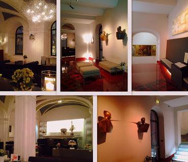 Hotel Art w Rzymie: spotkanie ze sztuką w dawnym klasztorze