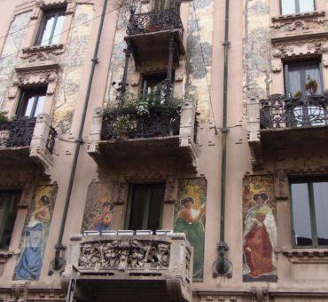 Mediolan z klasą – Casa Galimberti