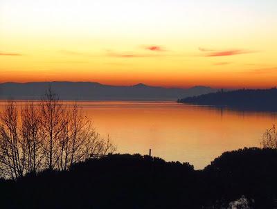Jednym ujęciem: Jezioro Trazymeńskie