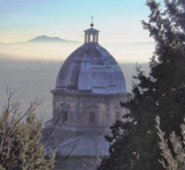 Sakralna Cortona / Sacred Cortona