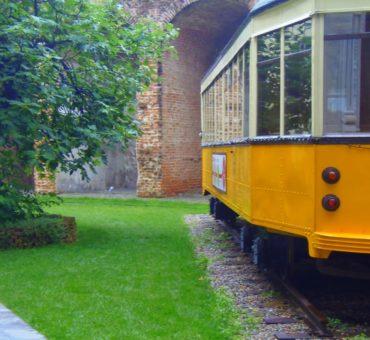 Sauna w tramwaju...w Mediolanie