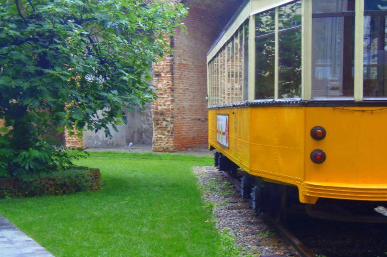 Sauna w tramwaju…w Mediolanie