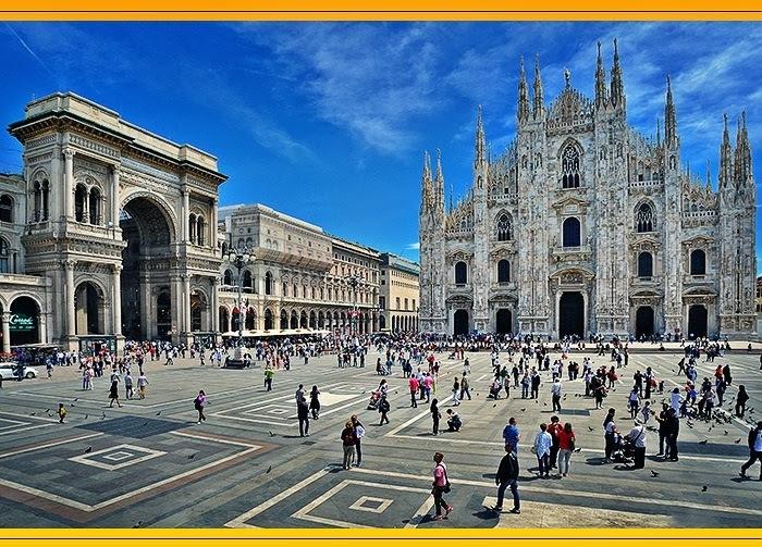 """""""Mediolan cool tour"""": nowy przewodnik-ebook dla pasjonatów Włoch"""