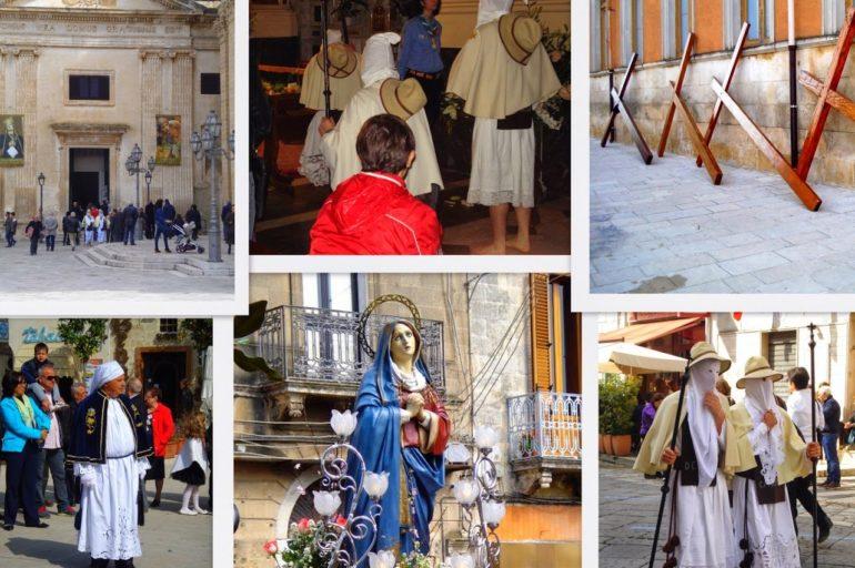 Triduum paschalne na włoskich ulicach