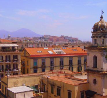 Inny świat w Neapolu