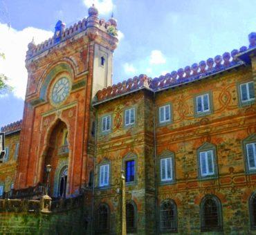 Toskański Zamek Sammezzano - gdzie kręci się filmy