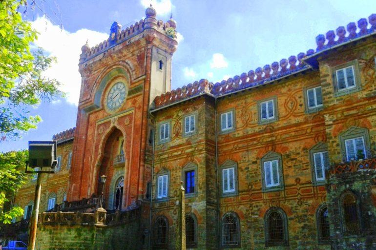 Toskański Zamek Sammezzano – gdzie kręci się filmy