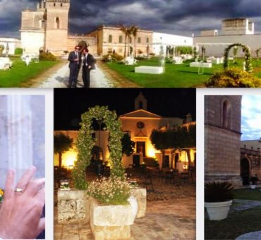Stare folwarki Apulii – idealne na wesela