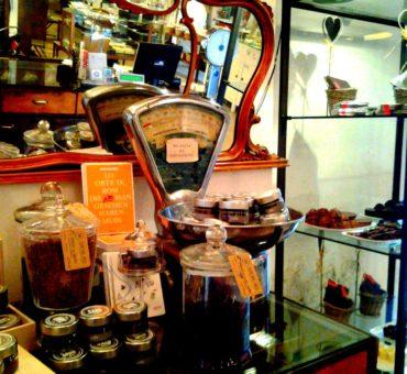 Fabryka czekolady...w Rzymie