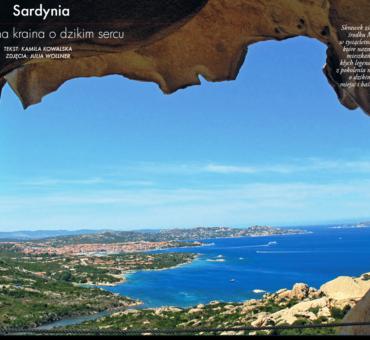 O melancholijnej Sardynii - w najnowszym numerze La Rivista