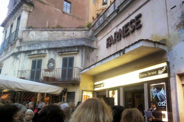 Na Campo dei Fiori odsłonięto tablicę upamiętniającą Miłosza