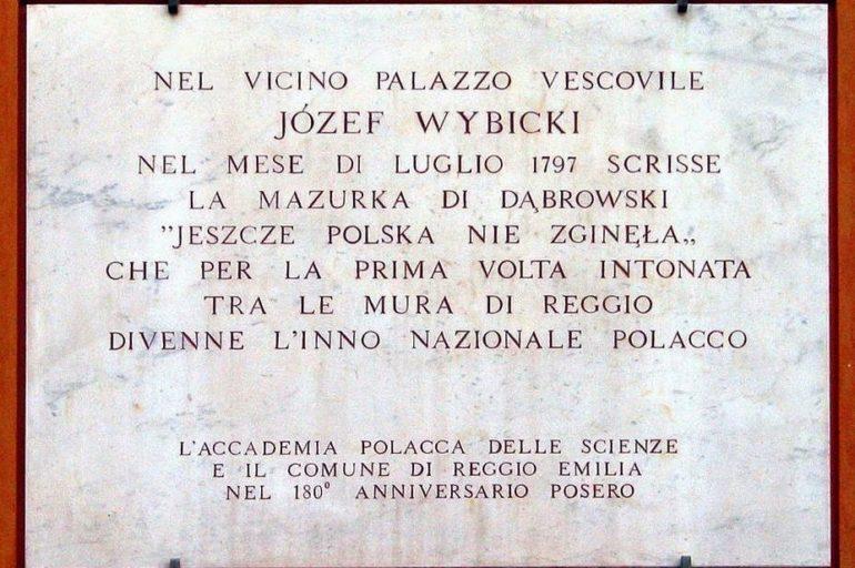 Reggio Emilia, gdzie powstał polski hymn