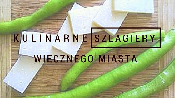 Fave e pecorino, czyli bób z serem pecorino