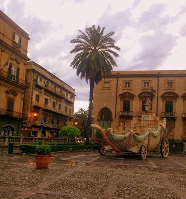 Jadą wozy kolorowe … w Palermo