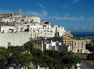 Kierunek południe – włoska Apulia