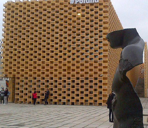 Polski pawilon na Expo Milano 2015