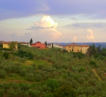 Urok toskańskiej ciszy w San Casciano Val di Pesa