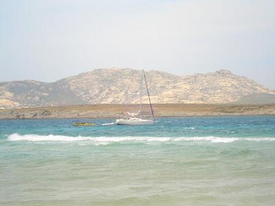 Odkrywając dzikie plaże Sardynii