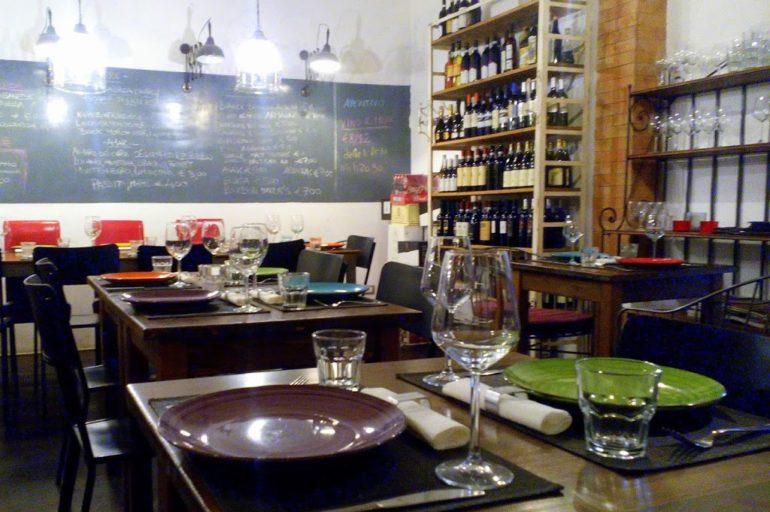 Kulinarnym szlakiem: Mezè Bistrot w Rzymie