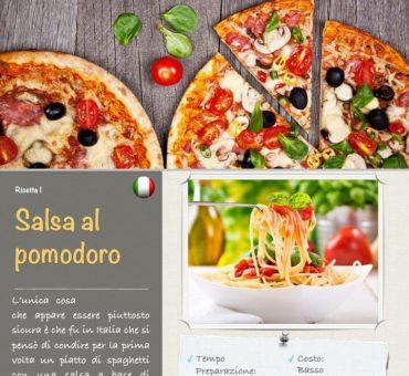 Konkurs #smakjęzyka – poznaj włoski od kuchni
