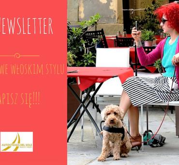 Włochy - gdzie pojechać? O tym w newsletterze.