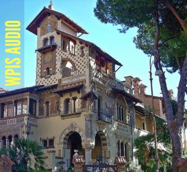 Poznaj mniej znany Rzym - quartiere Coppedè