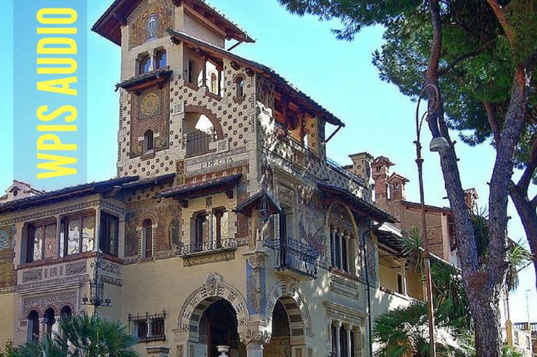 Poznaj mniej znany Rzym – quartiere Coppedè