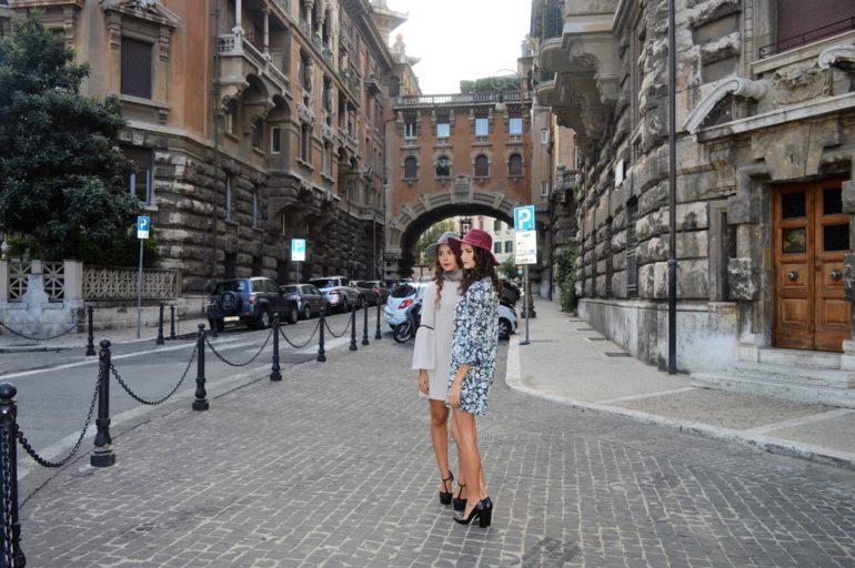 Rzymski weekend pod znakiem mody