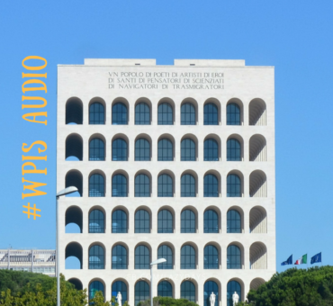 Kwadratowe Koloseum - poznaj nowoczesny Rzym
