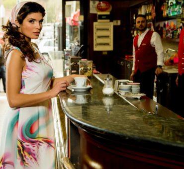We włoskim stylu: espresso i moda