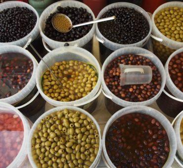 Co wiem o oliwie z oliwek - mój artykuł dla Lente