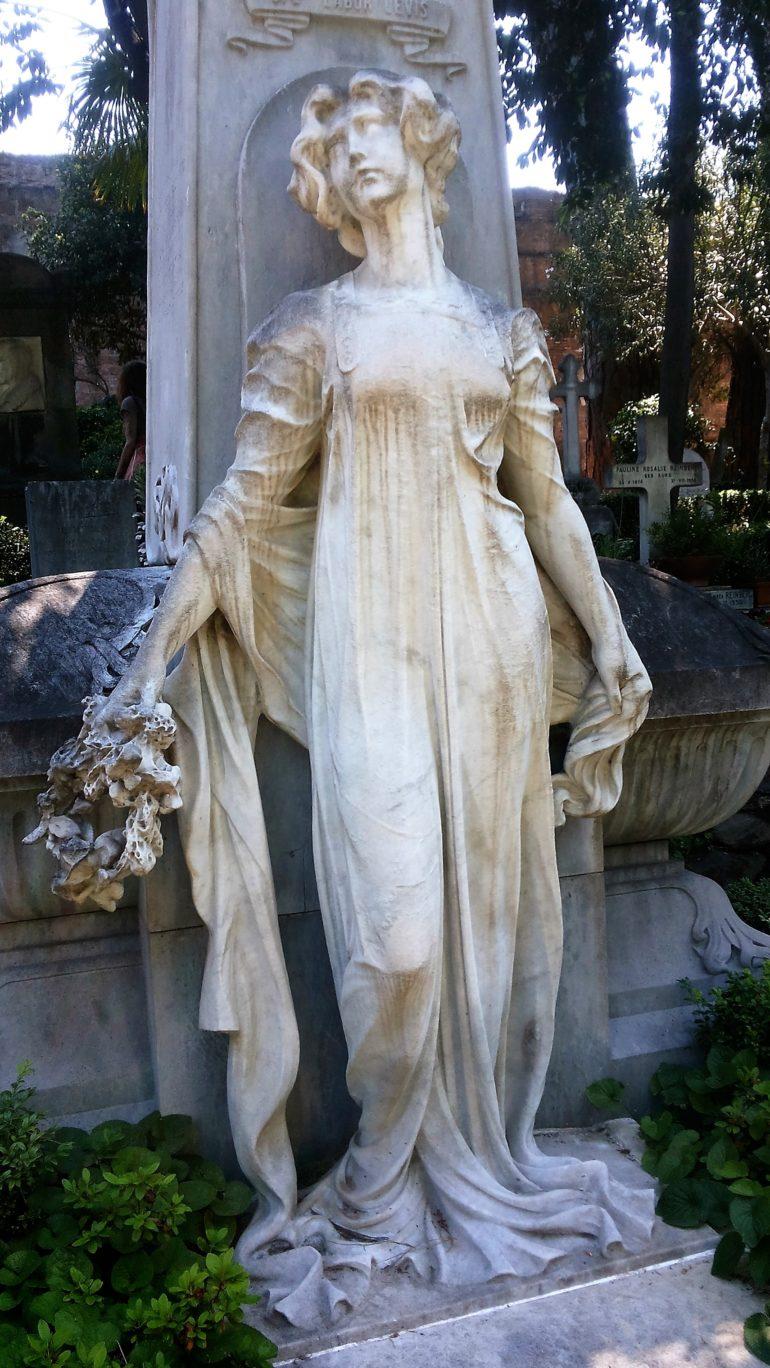 Niekatolicki cmentarz w Rzymie
