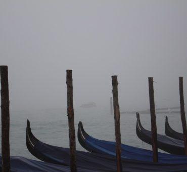 Wenecja we mgle